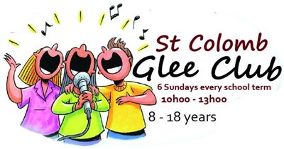 Glee Club at the Old School